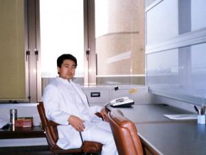 平成元年 手稲渓仁会病院勤務時の一枚