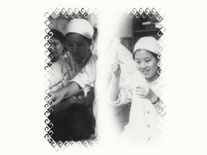 1978年 中国緑城市立第一病院卒後、臨床研修